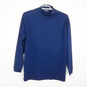 Nike Swoosh Dri-Fit Long Sleeve Golf Shirts #3940